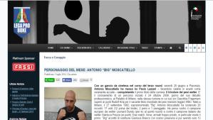 Forza e Coraggio Boxe Milano - Lega Pro Boxe