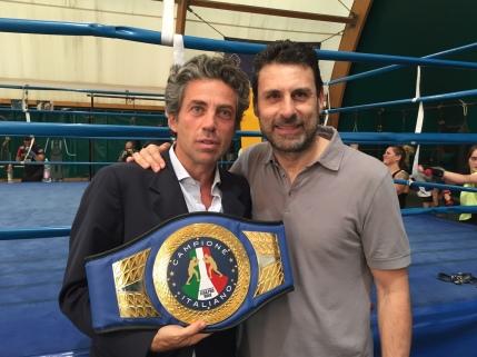 MIchele Esposito Forza e Coraggio Boxe - Campione Italia (5)