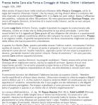 Frezza Zara Forza e Coraggio Milano