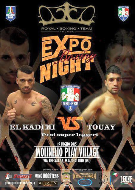 Expo Night